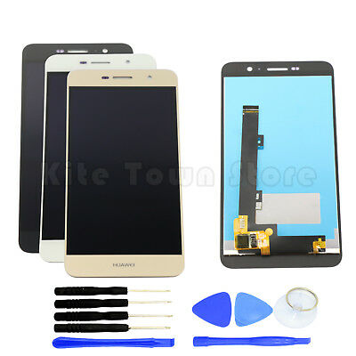 LCD Display Assembly Touch Screen Digitizer Glass+tools For HUAWEI Y6 PRO 2017