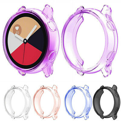Smart Watches Screen Protector TPU Case Cover For Samsung Galaxy Watch Active