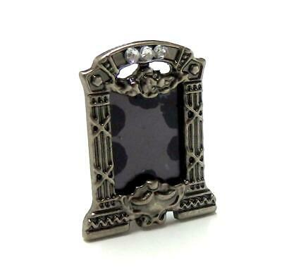 Melody Jane Dolls House Empty Antique Silver Photo Picture Frame Miniature 1:12