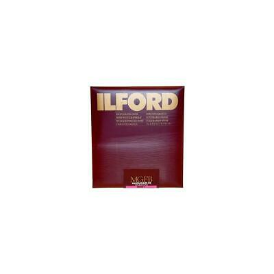 "Ilford Multigrade FB Warmtone VC Enlarging Paper, Semi Matte, 5x7"", 100 Sheets,"