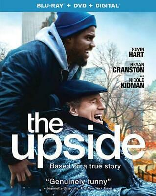 Upside Used - Very Good Blu-Ray/Dvd