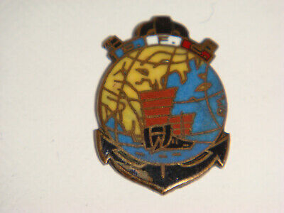 Lot Insigne Ancien Dfc Détachement Français De Changhai Indochine French Badge