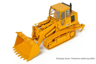 >CCM 973 Track Loader with 3 Shank Ripper  Caterpillar 1/48 NIB New Release 2019