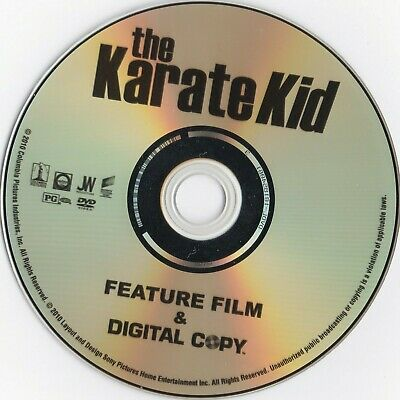 The Karate Kid (DVD, 2010) FREE SHIPPING