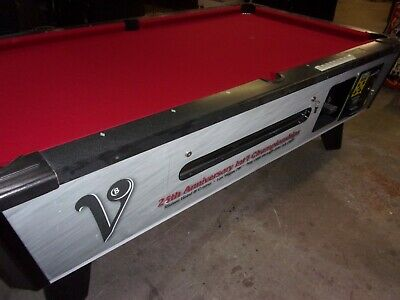 Valley  (VNEA tournament table) 7 ft. coin op pool table  #PT231