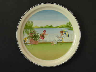 The Romantic Seasons by Sabine Chennevière * SUMMER * - by Villeroy & Boch