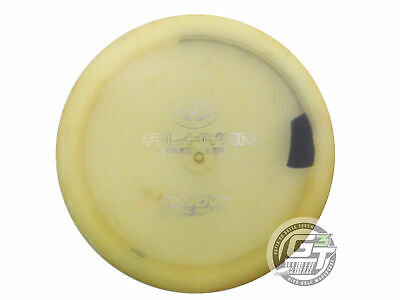 USED Innova Champion Glow Valkyrie 170g Silver Foil Distance Driver Golf Disc
