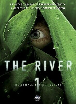 THE RIVER COMPLETE SEASON 1 New Sealed 2 DVD Set