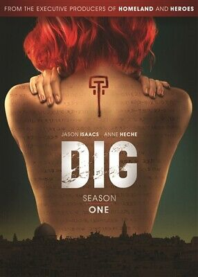 DIG COMPLETE TV SERIES THE ONLY SEASON 1 New Sealed DVD All 10 Episodes