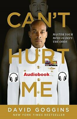 Can't Hurt Me by David Goggins Audiobook
