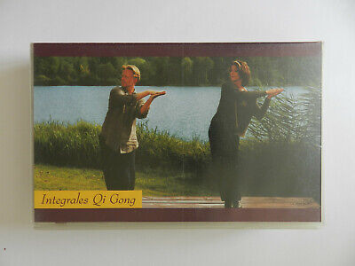 VHS Video Kassette Tele Gym Integrales Qi Gong