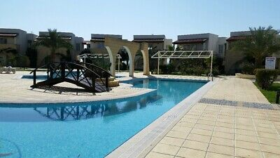 2 Bedroom Luxury Apartment In Bogaz Northern Cyprus - Gated Resort By Beach