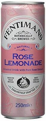 Rose Lemonade 250ml (order in multiples of 4 or 24 for trade outer)