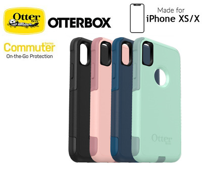 OtterBox commuter 2 Layer Protection Back Case Cover For iPhone X / iPhone XS