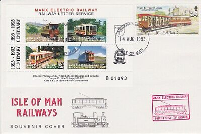 STAMPS STEAM RAILWAY SOUVENIR / FIRST DAY COVER FROM RARE COLLECTION No 015