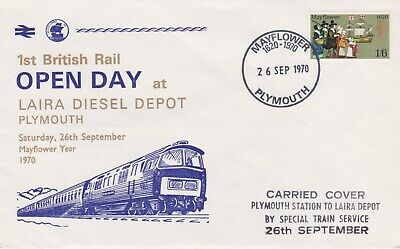STAMPS STEAM RAILWAY SOUVENIR / FIRST DAY COVER FROM RARE COLLECTION No 018