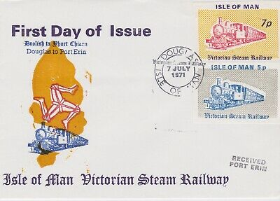 STAMPS STEAM RAILWAY SOUVENIR / FIRST DAY COVER FROM RARE COLLECTION No 026