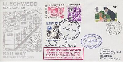 STAMPS STEAM RAILWAY SOUVENIR / FIRST DAY COVER FROM RARE COLLECTION No 056