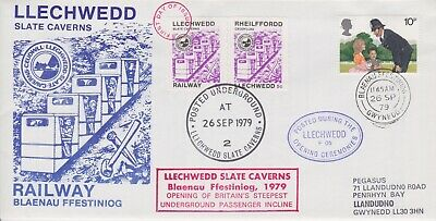 STAMPS STEAM RAILWAY SOUVENIR / FIRST DAY COVER FROM RARE COLLECTION No 058