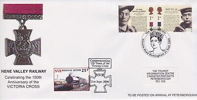 STAMPS STEAM RAILWAY SOUVENIR / FIRST DAY COVER FROM RARE COLLECTION No 083