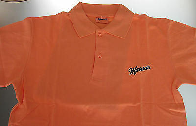 Manner Herren Polo-Shirt kurzarm , Gr. S, NEU