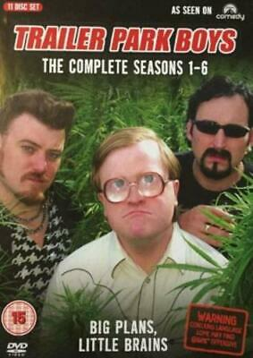 Trailer Park Boys The Complete Collection (DVD, 2008, 12-Disc Set)