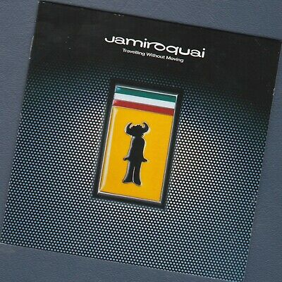 5 CD´s von Jamiroquai -  Travelling Without Moving - Emergence of Planet Earth &
