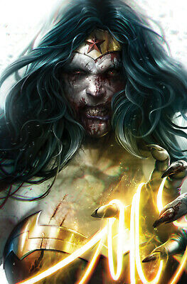 Dceased #3 (Of 6) Mattina Card Stock Variant Ed (03/07/2019)