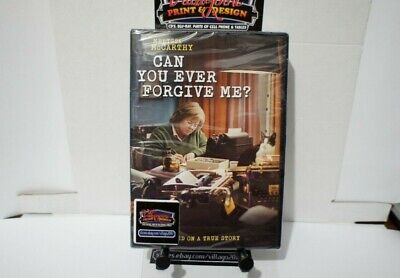 Can You Ever Forgive Me?  NEW DVD FREE SHIPPING!!!