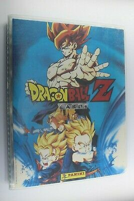 Panini Dragon Ball Z Serie 2 Silver Coleccion Completa 105 Cards Con Album
