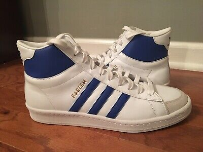 new style 2b9ff 350d2 Adidas Original Jabbar Hi Shoes   Running White FTW   Size 11   NEVER USED