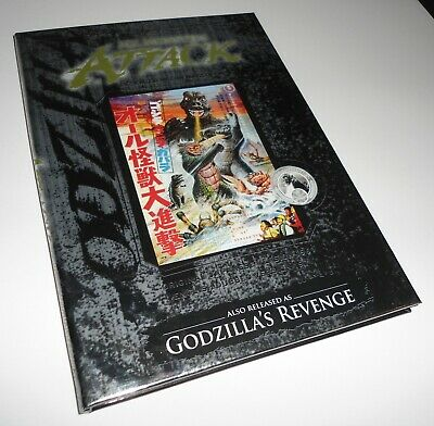 TOHO Master Collection All Monsters Attack Godzilla's Revenge (DVD) Vs. Film