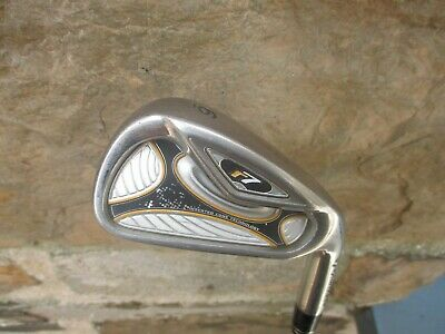 RH TaylorMade r7 6 Iron Regular Flex Steel Shaft Standard Length Standard Lie