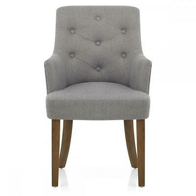 Broadway Oak Chair - Available in 2 Colours