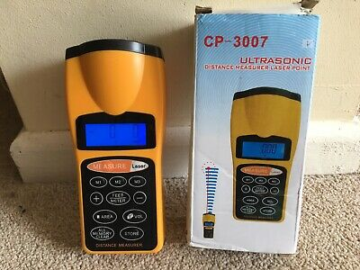 Used Boxed Cp-3007 Distance Measurer Laser Point