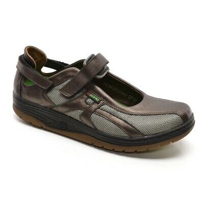 da949fe0ad9 SANO by MEPHISTO Excess SNEAKERS Shoes Womens 11 M Bronze Mary-Jane New in  Box