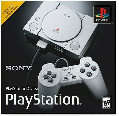 PlayStation Classic Console Brand New
