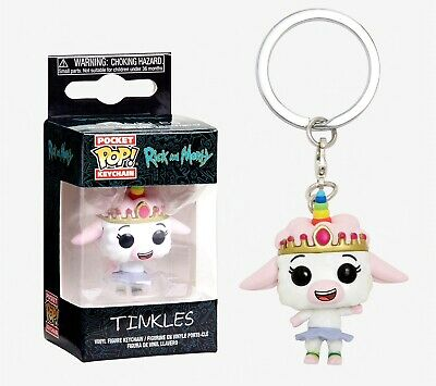 Funko Pocket Pop Keychain: Rick and Morty - Tinkles Vinyl Figure Item #35931