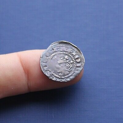 Hammered Silver Coin John Baliol Scottish Penny c 1292 AD
