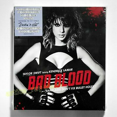 Taylor Swift 1989 Hong Kong CD Sticker 13 Photo Cards Postcard Deluxe 2014 NEW