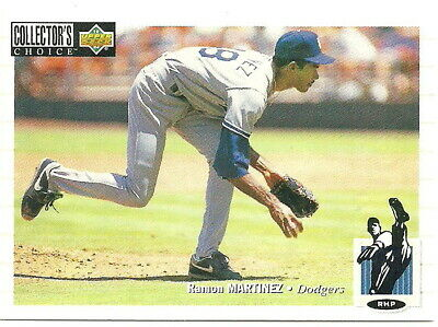 Upper Deck Collectors Choice La Dodgers Ramon Martinez