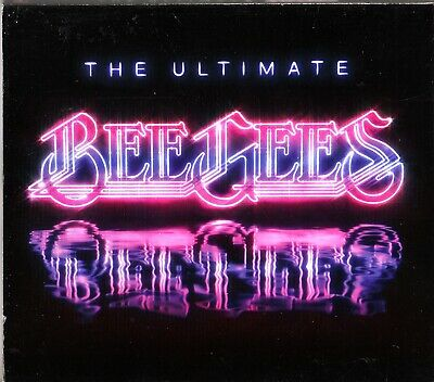 BEE GEES -The Ultimate Collection 2-CD Best Of/Greatest Hits Stayin Alive