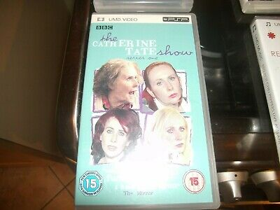 THE CATHERINE TATE SHOW - SERIES 1      PSP UMD Video  *NOT a game!*