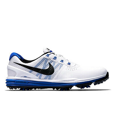 save off f2604 95ae3 New Nike Lunar Control 3 III Mens Golf Shoes Cleats Spikes - 11.5 Wide Width