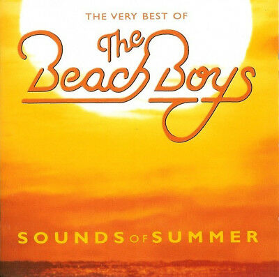 The Beach Boys ‎- Sounds Of Summer (The Best Of' Special Edition CD & DVD)