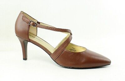 b15ca1d394f532 ART TATE 700 SHOES 38 7 Mary Jane High Heels Pumps Made In Spain THE ...