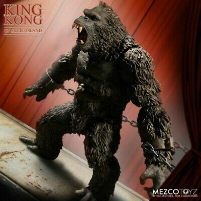 """NUOVO King Kong il Film 18/"""" Action Figure Lanard giocattolo"""