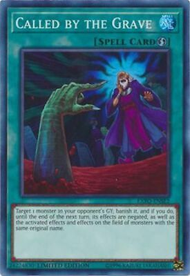 Called By The Grave - Limited - EXFO-ENSE2 - Super Rare - VLP