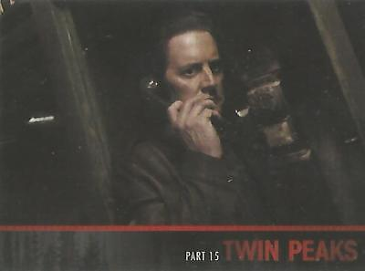 """Twin Peaks - L44 """"A Limited Event Series"""" Chase Card"""
