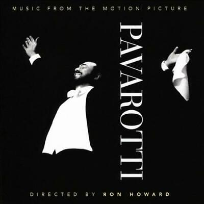Pavarotti - Music From The Motion Picture Used - Very Good Cd